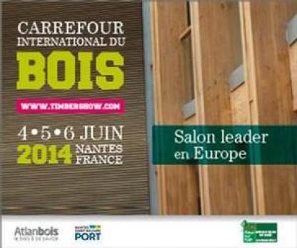 Carrefour International du Bois - Nantes 2014